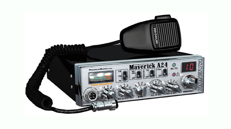 Follow-Up Of The Magnum Maverick A24 Radio