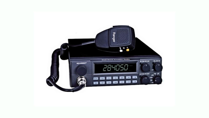 RCI 2950DX Dual Band Amateur Radio