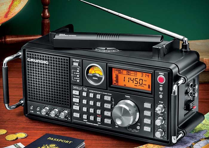Benefits of Shortwave Radios