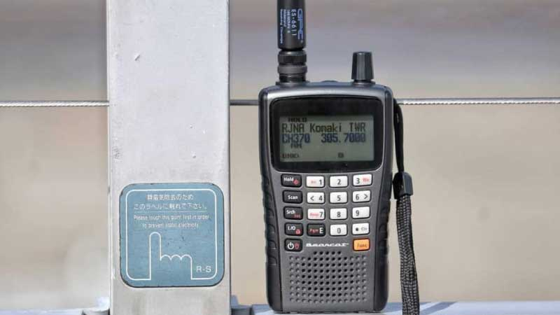 Best Aviation Handheld Radios– Reviews