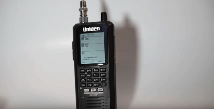 Uniden BCD436HP Review